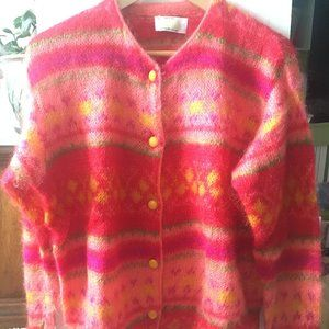 Vintage Benetton Sweater - Made in Italy
